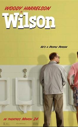Portada de la película Wilson
