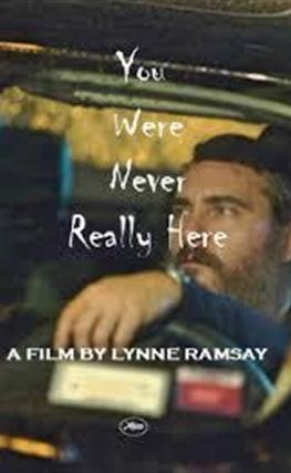 Portada de la película You Were Never Really Here