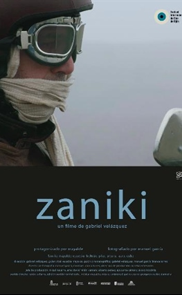 Portada de la película Zaniki